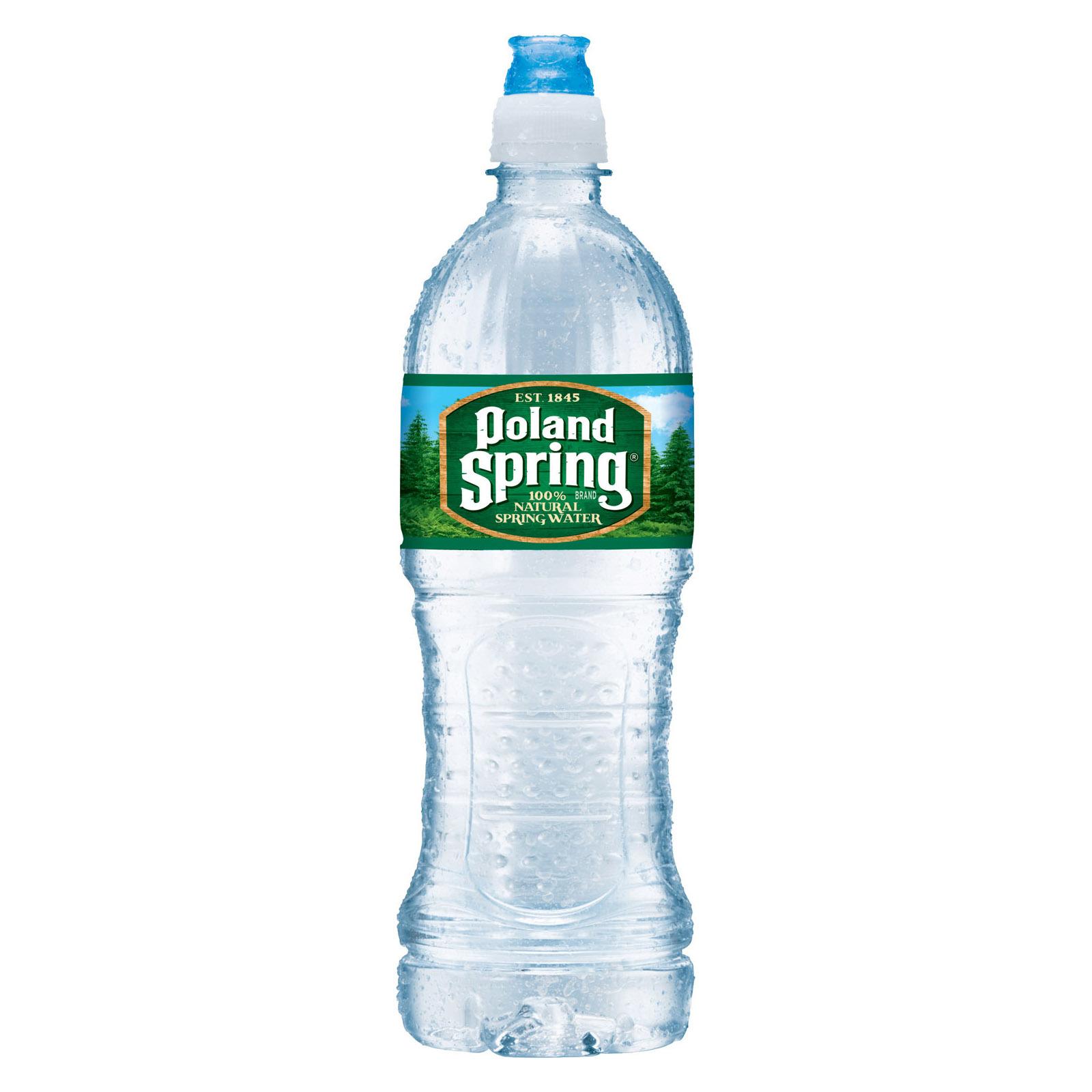 Poland Spring Water - Pet Sport - Case of 28 - 700 ml