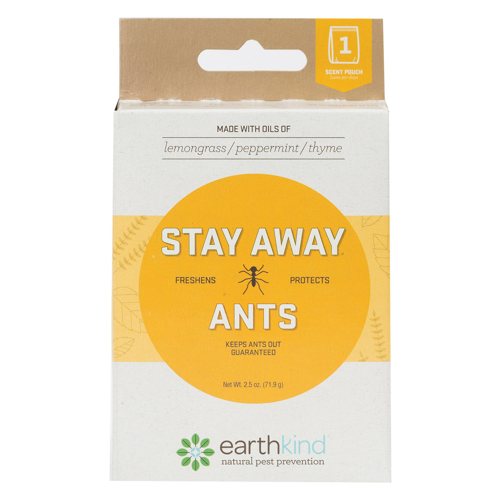 Stay Away Bugs and Rodents Ants - Case of 8 - 2.5 oz.