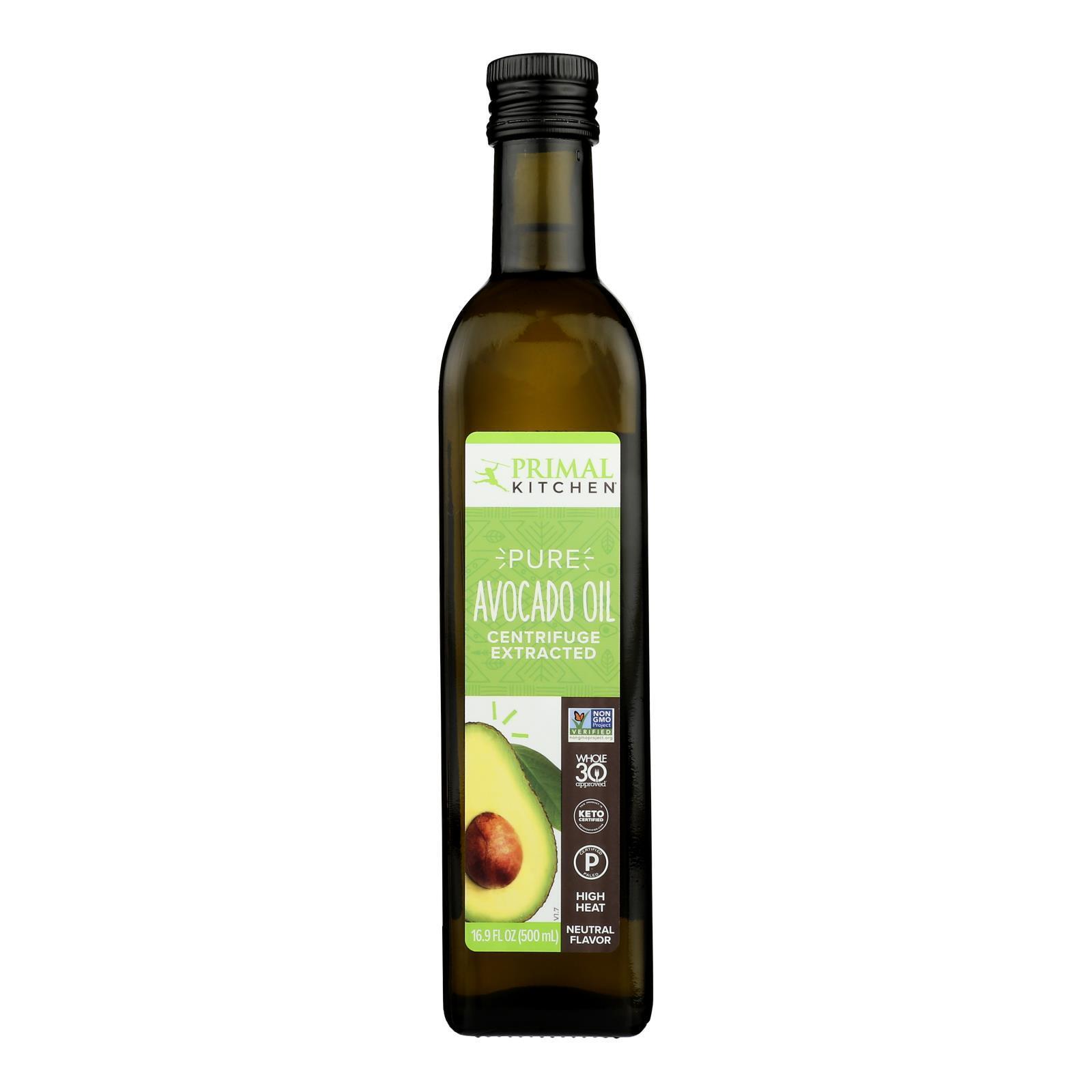 Primal Kitchen Avocado Oil - Case of 6 - 16.9 Fl oz.