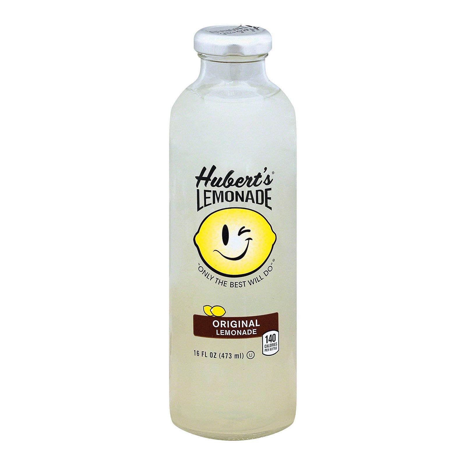 Hubert's Lemonade, Original, 16 fl oz