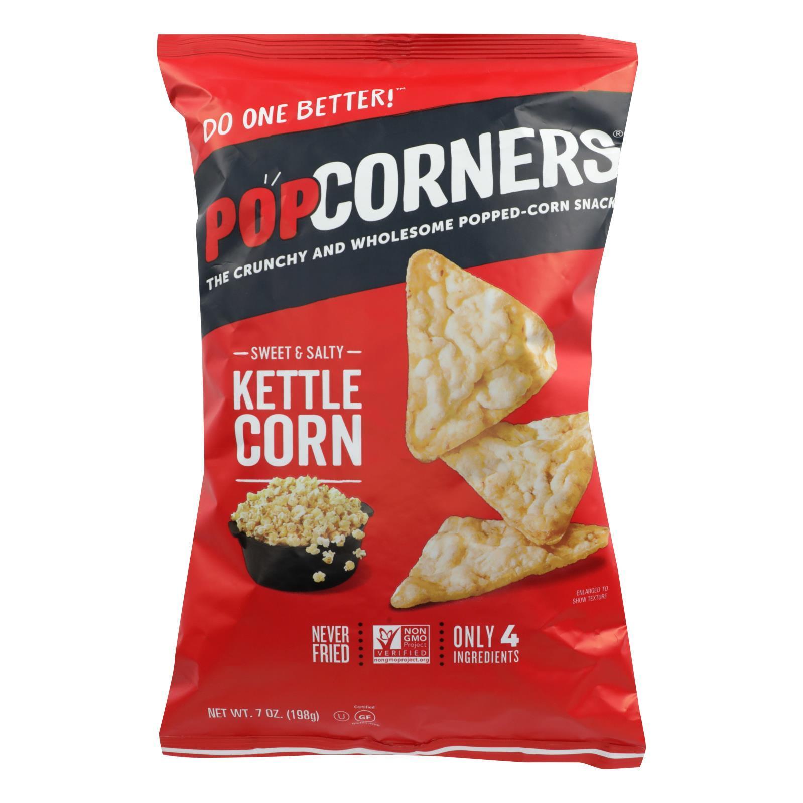 Our Little Rebellion Chips - Carnival Kettle - Case of 12 - 7 oz