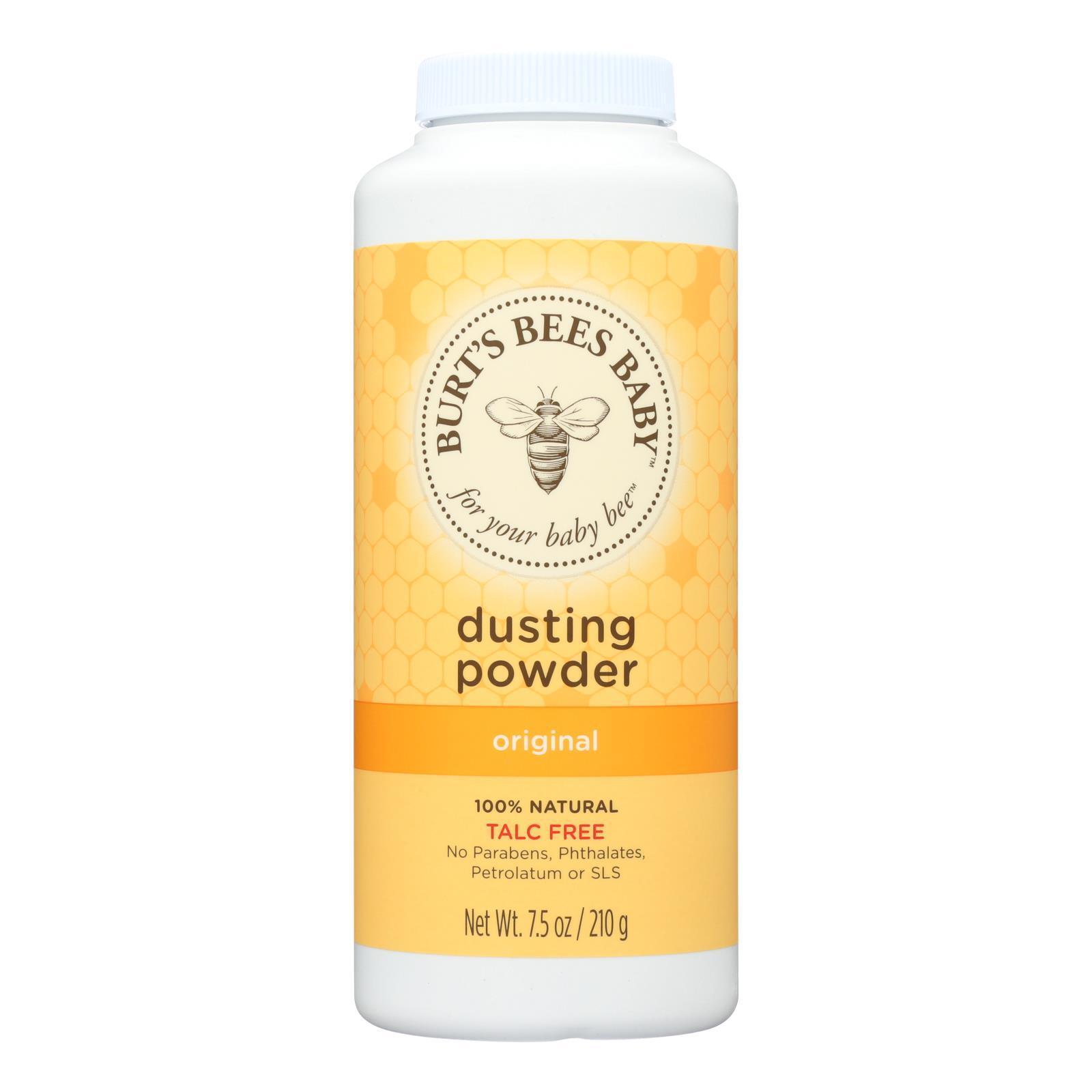 Burts Bees Powder - Dusting - 7.5 oz