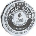 Taza Chocolate Organic Chocolate Mexicano Discs - 50 Percent Dark Chocolate - Vanilla - 2.7 oz - Case of 12