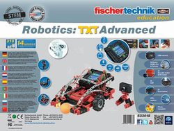 Category: Dropship Education & Reference, SKU #17068, Title: Robotics Advanced Kit