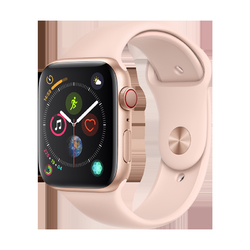 Category: Dropship Watches, SKU #PCO_007PNIAX, Title: Apple iWatch Series 4 Watch pink_GPS 40mm