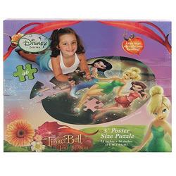 Tinker Bell Tinker Bell and the Lost Treasure 3' Poster Size Puz