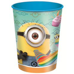 Minions, The Despicable Me 2 Plastic Party Cup