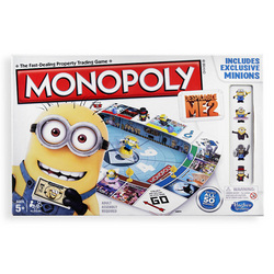 Minions, The Despicable Me 2 Monopoly