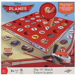 Disney Planes Disney Planes Flip 'N' Match Game