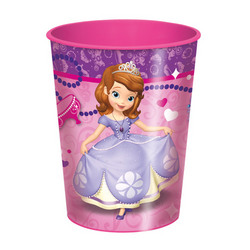 Sofia the First Sofia the First Plastic Party Cup
