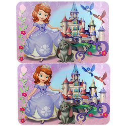 Sofia the First Sofia the First Placemat [Set of 2]