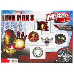 Iron Man Iron Man Memory Match Game