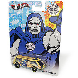 Hot Wheels Hot Wheels Darkseid Dream Van XGW