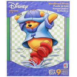 Winnie the Pooh Winnie the Pooh Woodboard Puzzle