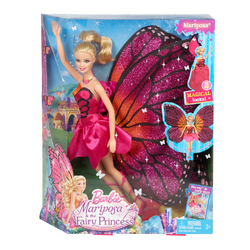 Barbie Barbie Mariposa and the Fairy Princess Doll