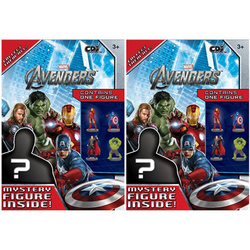 Avengers, The Marvel Avengers Mystery Figure Pack [2-Pack]