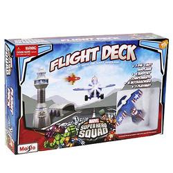 Marvel Heroes Maisto Marvel Superhero Squad Flight Deck