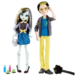 Monster High Monster High Picnic Casket 2 Pack - Jackson Jekyll