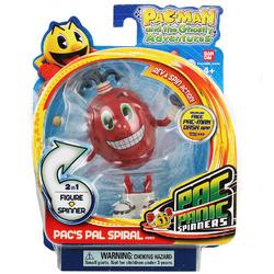 Pac Man Pac Panic Spinners [Pac\'s Pal Spiral]
