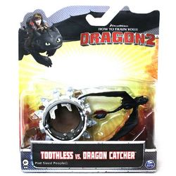 Spin Master How to Train Your Dragon [Toothless vs. Dragon Catch
