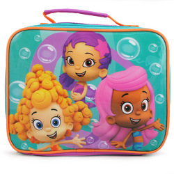 Bubble Guppies Bubble Guppies Insulated Lunch Bag [Deema, Molly