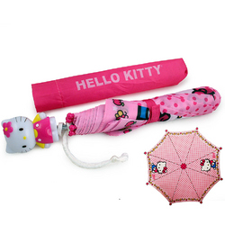 Hello Kitty Hello Kitty Foldable Umbrella
