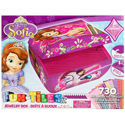 Sofia the First Disney Sofia the First Fun-Tiles jr. Jewelry Box