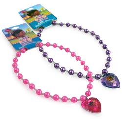 Doc McStuffins Doc McStuffins Necklace Set [Pink and Purple]