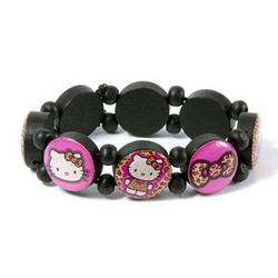 Hello Kitty Hello Kitty Leopard Print Bracelet
