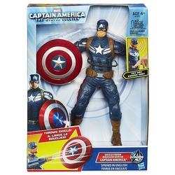 Captain America Marvel Captain America Shield Storm [Speaks Engl