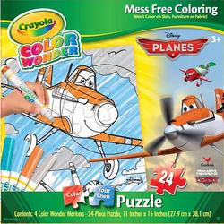 Disney Planes Disney Planes Crayola Color Wonder Color Your Own