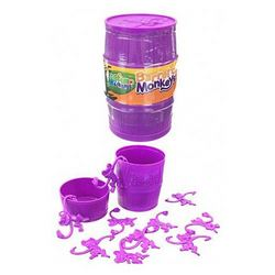 Hasbro Barrel of Monkeys [Purple]