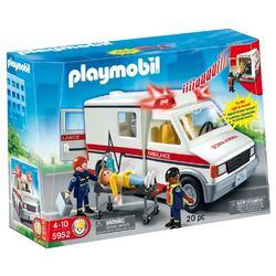 Playmobil Playmobil Rescue Ambulance [5952 - 20 PCS]