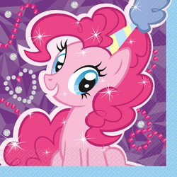 My Little Pony My Little Pony Luncheon Napkins [16 Per Pack]