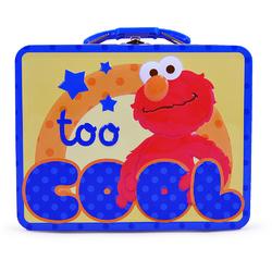 Elmo Elmo Tin Lunch Box - Too Cool!