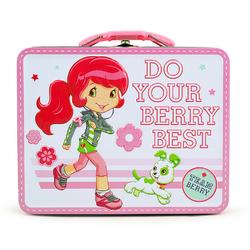 Strawberry Shortcake Strawberry Shortcake Tin Box [Do Your Berry