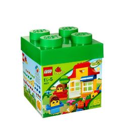 Lego LEGO - Duplo - Fun With Bricks [4627 - 85 pcs]
