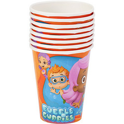 Bubble Guppies Bubble Guppies Party Cups [8 Per Pack]