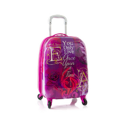 Ever After High Heys Ever After High Tween Spinner Luggage Case