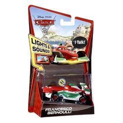 Cars Disney Cars 2 1:55 Lights and Sounds Francesco Bernoulli
