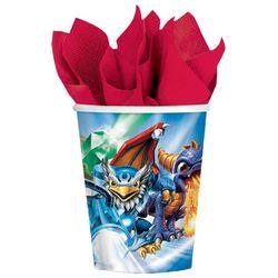 Skylanders Skylanders 9 oz Paper Cups [8 Per Pack]