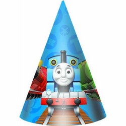 Thomas the Tank Engine Thomas the Tank Engine Party Hats [8 per