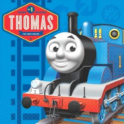 Thomas the Tank Engine Thomas the Tank Engine Beverage Napkins [