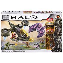 Mega Bloks Mega Bloks Halo UNSC Hornet Vs Covenant Vampire [684
