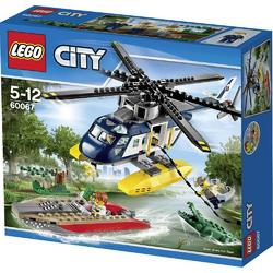 Lego Lego City Police Helicopter Pursuit [60067 - 253 PCS]