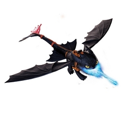 Spin Master How to Train Your Dragon 2 Giant Fire Breathing Toot