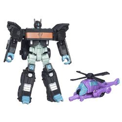Transformers Transformers Decepticon Nemesis Prime and Spinister