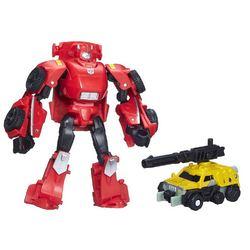 Transformers Transformers Decepticon Cliff Jumper and Suppressor