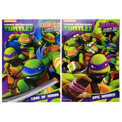 Teenage Mutant Ninja Turtles TMNT Coloring and Activity Book [Se