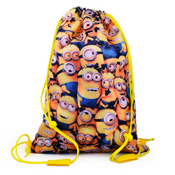 Minions, The Despicable Me 'The Minions' Drawstring Bag